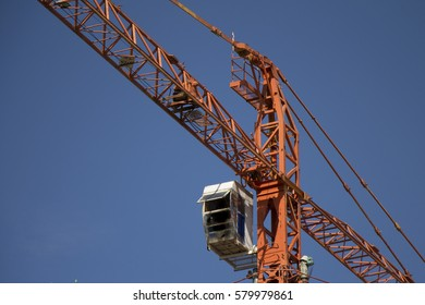 construction crane,tower crane