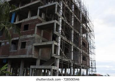 the construction dormitory