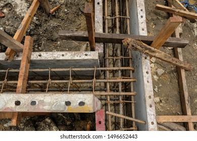 ฺีBuilding construction, Foundation, Reinforced concrete