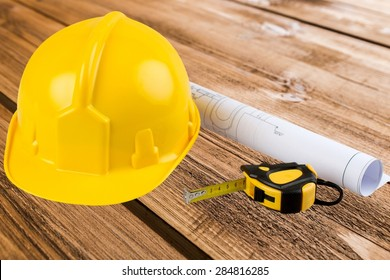 Construction, Hardhat, Work Tool.