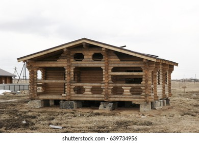 construction of houses of timber