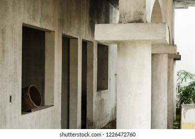 Half Build House Images Stock Photos Vectors Shutterstock