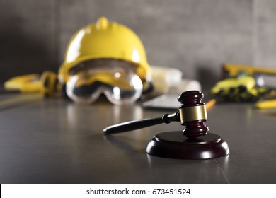 Construction law.