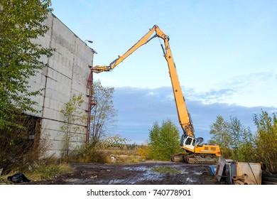 construction machinery manipulator