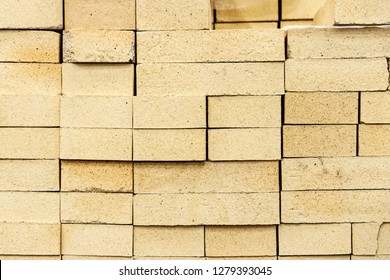 construction material - refractory material bricks
