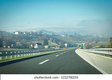 The construction of the modern and speedy A1 highway in Bosnia and Herzegovina will provide a modern and fast road connection from Budapest, Hungary to Ploce, a seaport in Croatia