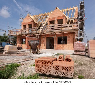 construction of new residential house