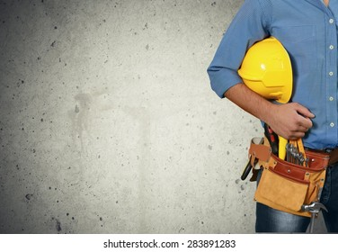 Construction, Occupation, Manual Worker.
