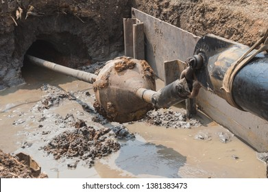 Construction of Oil and Gas Pipeline,Fuel pipeline transportation, horizontal directional drilling (HDD process).Technique for directional laying of Oil and Gas pipeline  through obstructions.