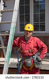 construction people Perov