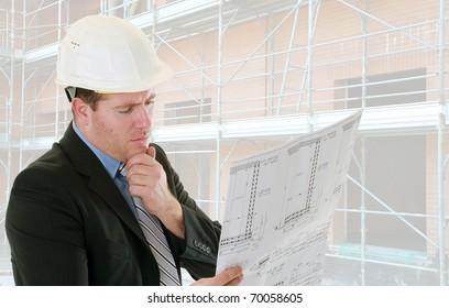 Construction Project Architect