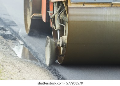 Construction and repair of the highway