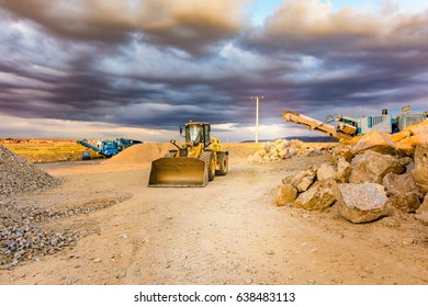 Construction of a road