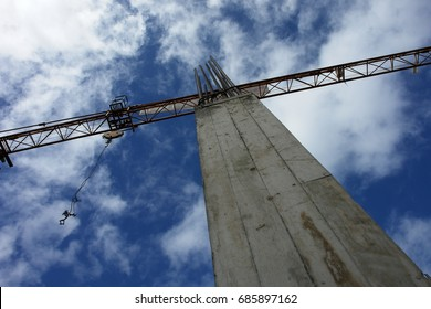 Construction to sky