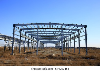 construction of steel structure