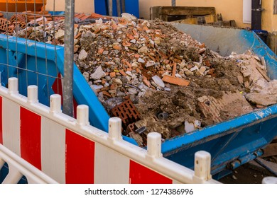 Construction waste Container