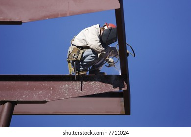 Construction welding