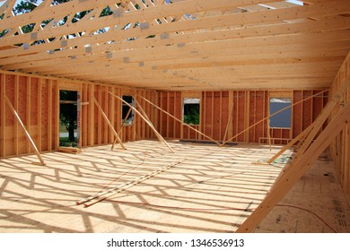 construction, wooden framing
