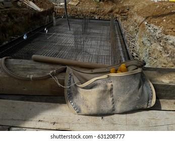 Construction worker bag