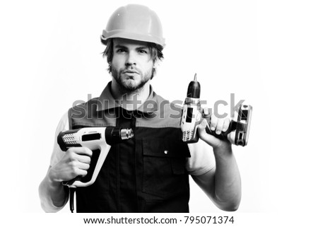 Confirm. join Girl naked in a construction workers uniformm knows it