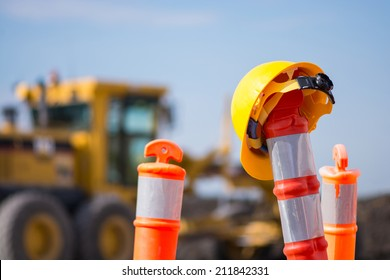 Construction workers strike
