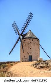 Consuegra, Castilla la Mancha, Spain
