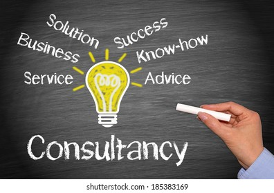Consultancy - Business Concept