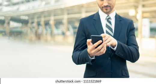 contact us concept,Asian businessman working with modern devices, student boy using digital tablet computer and mobile smart phone,business office school,vintage color