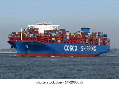 Cosco Shipping Universe Images, Stock Photos & Vectors
