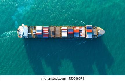 Cargo Ship Images, Stock Photos & Vectors | Shutterstock