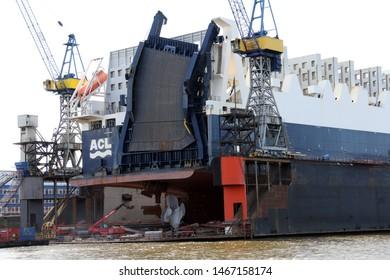 Ro-ro Ship Images, Stock Photos & Vectors   Shutterstock