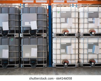 Container for solvent storage in the warehouse and factory,plastic storage drum