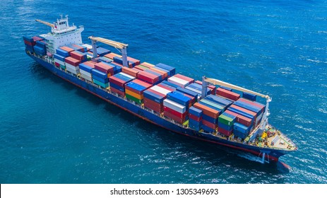 Container Vessel Ship