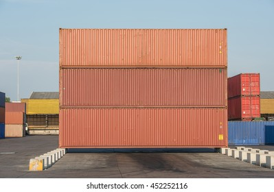 containers 40 FT