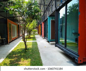 containers room home