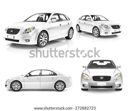 Contemporary Shiny Luxury Transportation
