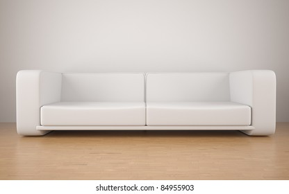 contemporary sofa modern interior background