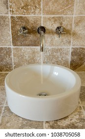 Contemporary wash hand basin