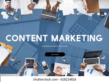 Content Marketing Media Business Technology