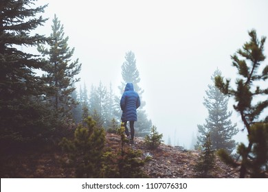 The Continental Divide in Colorado - Rocky Mountains - Moody & Misty Images