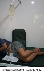 Continuous ambulatory peritoneal dialysis (CAPD) for Renal failure or Kidney failure