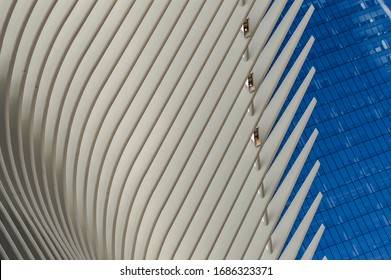 contrast of architectural volumes 2