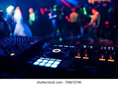 Dj Party Images, Stock Photos & Vectors | Shutterstock
