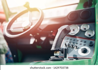 Hydraulic Controls Images, Stock Photos & Vectors | Shutterstock