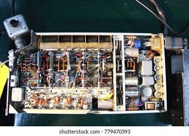 Control unit of Avionics System with maintenance, Navigation system.