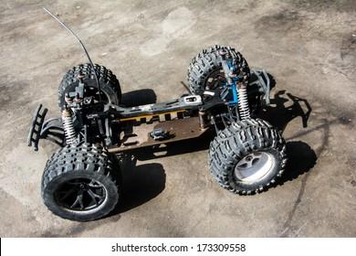 control vehicle