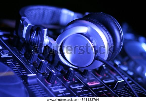 Controller and headphone DJ equipment