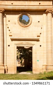 Conven in Teruel Province. Spain