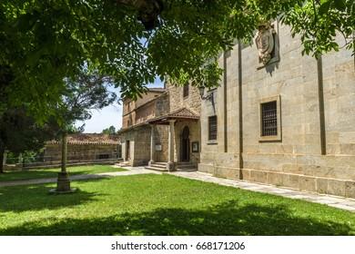 Convent of Arenas de San Pedro, Spain