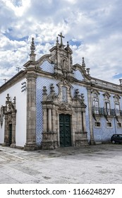 Convent and Church of Sao Francisco (St. Francis) are located in parish of Sao Sebastiao, municipality of Guimaraes, district of Braga, Portugal. Convent and church began to be built on XV century.